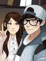 Selca Time by PaboNyannie