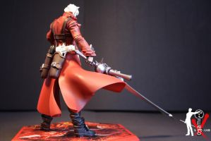 Dante Devil May Cry 3 back by ogamitaicho