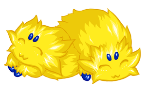 |Day 4|Favorite Electric Type|Joltik by darkotter