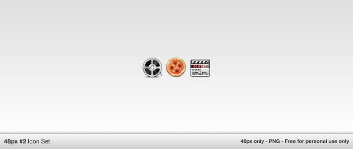 48px Icons 2 by vanGenie