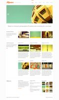 Hipster Frontpage by MateToth