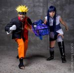 Naruto and Hinata from The Last by R-Legend