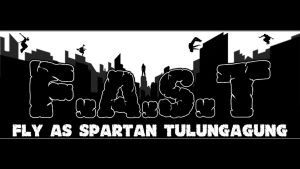 F.A.S.T Parkour Tulungagung desktop wallpaper by ArtOfAdAm
