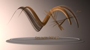 Splines Wood by KRYPT06