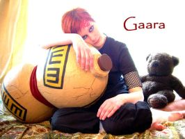 The Alcove_Gaara1 by IsakSnow