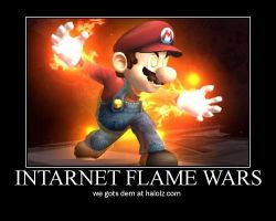Halolz Intranet Flame Wars by toadking07