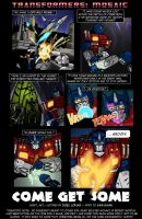 Transformers Mosaic: COME GET by the-skeletal13