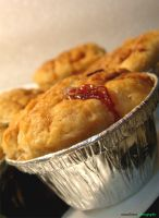Mini Apple Pie 1 by munchinees