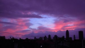 View from my Balcony by I-Artemis-I