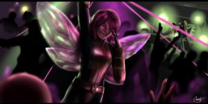 Pixie by Shafcrawler