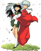 Inuyasha and Kagome: Profile ID by MsYelenaJonas