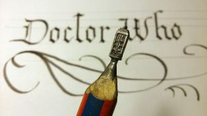 Doctor Who pen by Mizz-Depp
