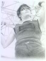 Bang Bang...Gerard Way by mcr-fan-club