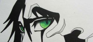 ulquiorra by spunkydragon