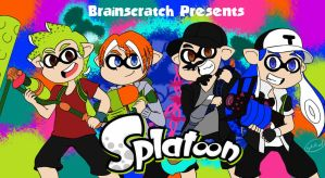 [BSC] Splatoon - Thumbnail by TheSuperNealBrothers