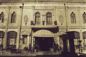 shahrak cinema 15 ( Grand Hotel ) by Shahsepram