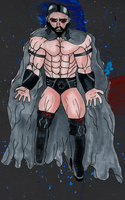 The Dark King of Cruiserweights by MoonlightStrider