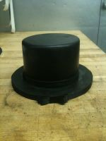 The Top Hat Cake by Spudnuts
