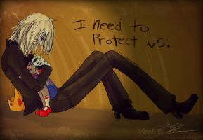 I need to protect us by JL010203