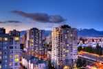 Vancouver City by jadennyberg