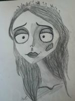 Emily The Corpse Bride by xendlessxlovex