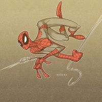 Webslinger by Kravenous
