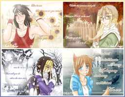SD - 2010 Seasons by Ai-Bee