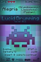 Lucid Drumming 11 by yeld