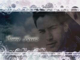 Keanu Reeves by serialkiller07