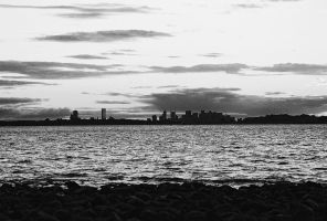 Boston Black and White by coog7444