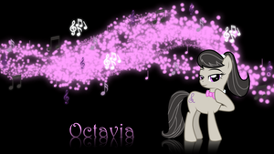 Octavia Wallpaper by XVanilla-TwilightX