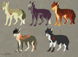 Points Adoptables: CLOSED by onzuna