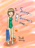 Summer's Over by Mister-Saturn