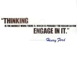 Henry Ford Quote by BJSparky