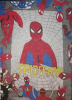 Spiderman by DavisJes