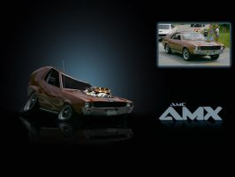 DP's AMC AMX WHIP by DigitalPhenom