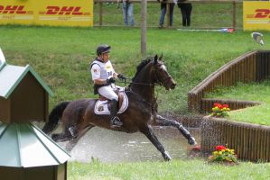 3DE Cross Country Water Obstacle Series IV/5 by LuDa-Stock