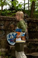 Ordon Link Cosplay by thatbloodypirate