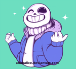 Sans by Animalice