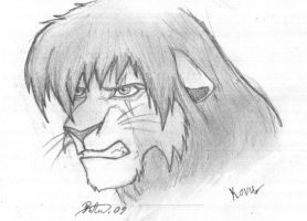 Kovu by firehorse6