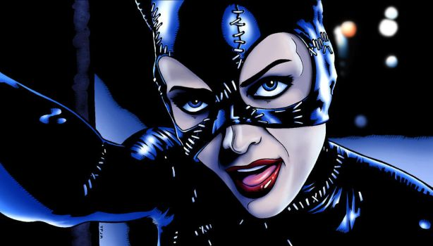 Catwoman Pfeiffer Style by TPollockJR
