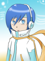 I'm NOT Kaito... by BladeXD