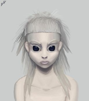 Yolandi Visser by soundguide