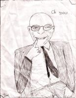 Carl Rogers by BakerLylesValentine