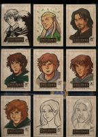 LOTR Masterpieces II 019-027 by aimo