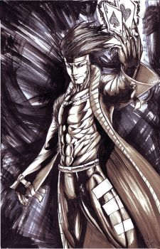 Gambit by madd-sketch
