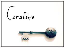 Coraline's Key by TwoOfHearts