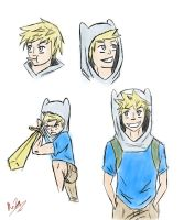 Finn The human by BROTERS707