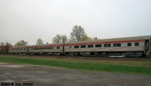 Extremely Rare Mid American Passenger cars on 32Q by EternalFlame1891