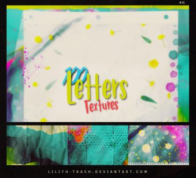 100 Letters Texture Pack #15 by Lilith-Trash